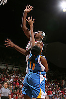 STANFORD, CA - FEBRUARY 1:  Nnemkadi Ogwumike of the Stanford Cardinal during Stanford's 68-51 win over the UCLA Bruins on February 1, 2009 at Maples Pavilion in Stanford, California.