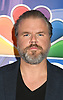 Tyler Labine of &quot; New Amsterdam&quot; attends the NBC New York Fall Junket on September 6, 2018 at The Four Seasons Hotel in New York, New York, USA. <br /> <br /> photo by Robin Platzer/Twin Images<br />  <br /> phone number 212-935-0770
