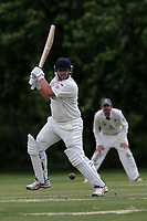 J Sorrell of Hornchurch during Hornchurch CC vs Billericay CC, Shepherd Neame Essex League Cricket at Harrow Lodge Park on 8th June 2019