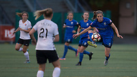 Seattle, WA - Saturday July 22, 2017: Rebekah Stott during a regular season National Women's Soccer League (NWSL) match between the Seattle Reign FC and Sky Blue FC at Memorial Stadium.