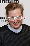 Kyle Jarrow attends the opening night performance of the MCC Theater's 'Alice By Heart' at The Robert W. Wilson Theater Space on February 26, 2019 in New York City.