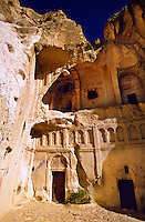 Karnlik Kilise (Dark Church), 11th century, Goreme Open Air Museum, Goreme, Cappadocia, Turkey