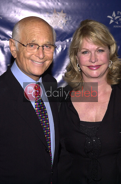 Norman Lear and wife Lyn