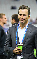 Teammanager der Nationalmannschaft Oliver Bierhoff (Deutschland Germany) - 16.10.2018: Frankreich vs. Deutschland, 4. Spieltag UEFA Nations League, Stade de France, DISCLAIMER: DFB regulations prohibit any use of photographs as image sequences and/or quasi-video.