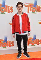 LOS ANGELES, CA. October 23, 2016: Actor Thomas Barbusca at the Los Angeles premiere of &quot;Trolls&quot; at the Regency Village Theatre, Westwood.<br /> Picture: Paul Smith/Featureflash/SilverHub 0208 004 5359/ 07711 972644 Editors@silverhubmedia.com