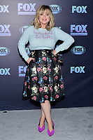 NEW YORK - MAY 13: Amanda Fuller attends the Fox 2019 Upfront Red Carpet arrivals at the Wollman Rink in Central Park on May 13, 2019 in New York City. (Photo by Anthony Behar/Fox/PictureGroup)