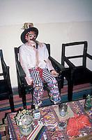 Maximon figure fron Santiago Atitlan, Guatemala