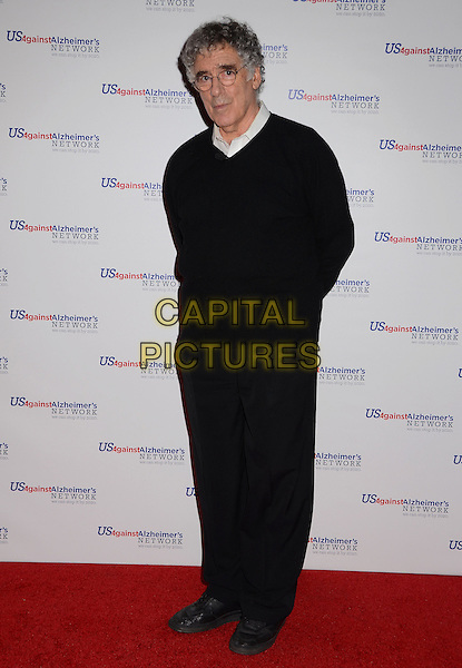 Elliott Gould<br /> Los Angeles premiere of &quot;Surviving Grace&quot; at the Stephen J. Ross Theater on the Warner Bros. Studios lot in Burbank, California, USA.<br /> September 25th, 2013<br /> full length black top trousers <br /> CAP/ADM/BT<br /> &copy;Birdie Thompson/AdMedia/Capital Pictures