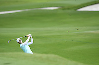 SINGAPORE - MARCH 02: Sung Hyun Park of South Korea on the 9th fairway during the third round of the HSBC Women's World Championship 2019 at Sentosa Golf Club - Tanjong Course, Singapore on March 02, 2019.<br /> .<br /> .<br /> .<br /> (Photo by: Naratip Golf Srisupab/SEALs Sports Images)<br /> .<br /> Any image use must include a mandatory credit line adjacent to the content which should read: Naratip Golf Srisupab/SEALs Sports Images