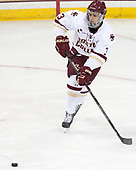 Luke McInnis (BC - 3) - The Boston College Eagles defeated the visiting Providence College Friars 3-1 on Friday, October 28, 2016, at Kelley Rink in Conte Forum in Chestnut Hill, Massachusetts.The Boston College Eagles defeated the visiting Providence College Friars 3-1 on Friday, October 28, 2016, at Kelley Rink in Conte Forum in Chestnut Hill, Massachusetts.