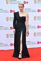 Billie Piper<br /> at Virgin Media British Academy Television Awards 2019 annual awards ceremony to celebrate the best of British TV, at Royal Festival Hall, London, England on May 12, 2019.<br /> CAP/JOR<br /> &copy;JOR/Capital Pictures