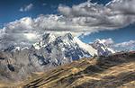 Mountain Landscape, Cordillera Huayuash, Peru/HDR