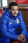 Spain's Pedro Rodriguez during FIFA World Cup 2018 Qualifying Round match. March 24,2017.(ALTERPHOTOS/Acero)