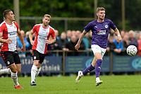 ROLDE - Voetbal, FC Groningen - FC Emmen, voorbereiding seizoen 2019-2020, 16-07-2019,  FC Groningen speler Django Warmerdam
