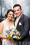 Sally Picot, daughter of Rael&John, Australia and Jason Rowan, son of John&Helen, Tralee who married last Saturday August 26th in the Immaculate Conception church, Rathass, Tralee with Fr Patsy Lynch officiating. Bestmen were Paul Rowan&Fergus Courtney. Groomsmen were Tom Phillips&James wren. 1st bridesmaid was Katie Murray, others were Georgie Vollus, Erin Phillips&Kirstie Caldeell. Flower girl was Darcey Phillips. Pageboy Zack Phillips. The reception was in the Ballyroe Heights hotel, Tralee and the couple will reside in Australia.