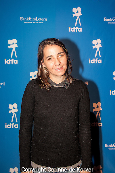 Amsterdam, 23 november 2016 International Documentary Film Festival Amsterdam, Premiere of The Offended by Marcela Zamora Chamorro