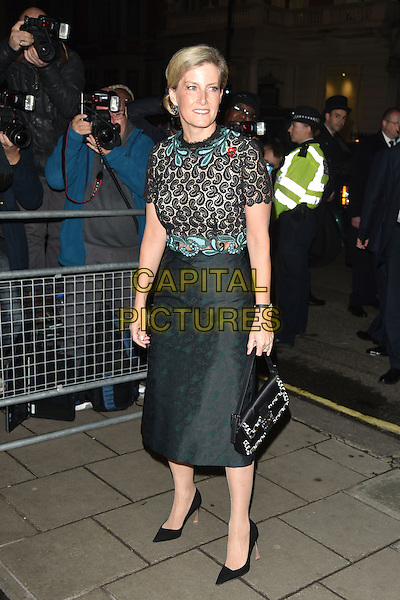 Sophie, Countess of Wessex<br /> Harper's Bazaar Women of the Year 2015 awards,  Claridges Hotel n London, November 03, 2015.<br /> CAP/PL<br /> &copy;Phil Loftus/Capital Pictures