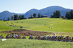 Action from the Men U23 Road Race of the 2018 UCI Road World Championships running 179.5km from Wattens to Innsbruck, Innsbruck-Tirol, Austria 2018. 28th September 2018.<br /> Picture: Innsbruck-Tirol 2018 | Cyclefile<br /> <br /> <br /> All photos usage must carry mandatory copyright credit (© Cyclefile | Innsbruck-Tirol 2018)