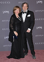 04 November  2017 - Los Angeles, California - Marilou York, Mark Hamill. 2017 LACMA Art+Film Gala held at LACMA in Los Angeles. <br /> CAP/ADM/BT<br /> &copy;BT/ADM/Capital Pictures