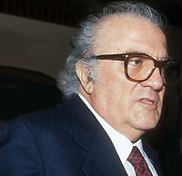 Federico Fellini 1977<br /> Photo By John Barrett/PHOTOlink.net