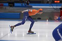 SPEEDSKATING: 05-12-2018, Tomaszów Mazowiecki (POL), ISU World Cup Arena Lodowa, Jorrit Bergsma (NED), ©photo Martin de Jong