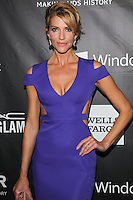 HOLLYWOOD, LOS ANGELES, CA, USA - OCTOBER 29: Tricia Helfer arrives at the 2014 amfAR LA Inspiration Gala at Milk Studios on October 29, 2014 in Hollywood, Los Angeles, California, United States. (Photo by Celebrity Monitor)