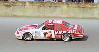 Ricky Rudd 15 Ford Thunderbird action Daytona 500 at Daytona International Speedway in Daytona Beach, FL in February 1986. (Photo by Brian Cleary/www.bcpix.com) Daytona 500, Daytona International Speedway, Daytona Beach, FL, February 16, 1986.  (Photo by Brian Cleary/www.bcpix.com)