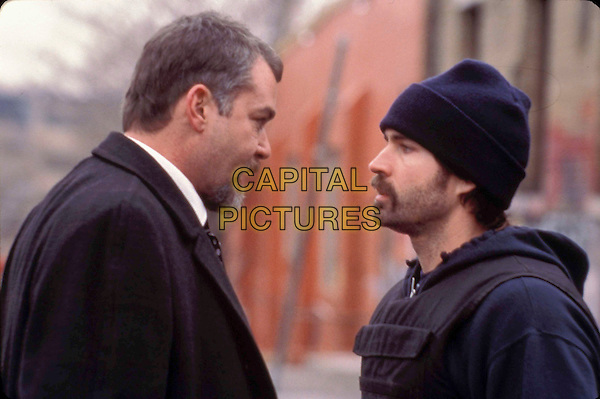 RAY LIOTTA & JASON PATRIC .in Narc.Ref: FBAW11813.*Editorial Use Only*.www.capitalpictures.com.sales@capitalpictures.com.Supplied by Capital Pictures.