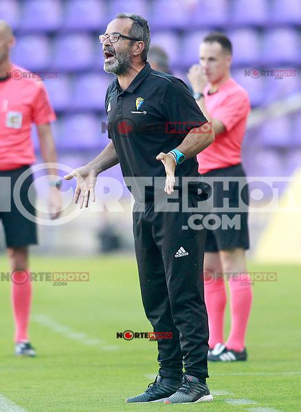 Cadiz CF's coach Alvaro Cervera during La Liga Second Division match. June 10,2017. (ALTERPHOTOS/Acero) (NortePhoto.com) (NortePhoto.com)