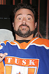 LOS ANGELES, CA- SEPTEMBER 16: Writer/director Kevin Smith arrives at the Los Angeles premiere of 'Tusk' at the Vista Theatre on September 16, 2014 in Los Angeles, California.