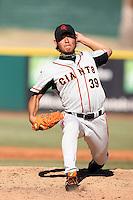 Takanobu Tsujiuchi - Scottsdale Scorpions, 2009 Arizona Fall League (one of five native Japanese pitchers to be part of the Arizona Fall League this year)..Photo by:  Bill Mitchell/Four Seam Images..
