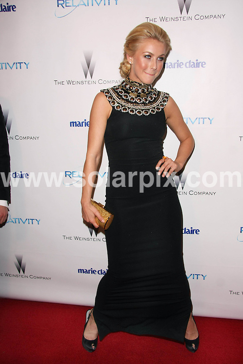**ALL ROUND PICTURES FROM SOLARPIX.COM**                                             **SYNDICATION RIGHTS FOR UK, AUSTRALIA, DENMARK, PORTUGAL, S. AFRICA, SPAIN & DUBAI (U.A.E) & ASIA (EXCLUDING JAPAN) ONLY**                                                                                  Caption:  .68th Annual Golden Globe Awards Weinstein Company and Relativity Media's Afterparty  Arrivals in Beverly Hilton Hotel  in CA,  USA                                                                              This pic: Julianne Hough                                                                                             JOB REF: 12674       PHZ/Boddi       DATE: 16.01.2011                                                           **MUST CREDIT SOLARPIX.COM OR DOUBLE FEE WILL BE CHARGED**                                                                      **MUST AGREE FEE BEFORE ONLINE USAGE**                               **CALL US ON: +34 952 811 768 or LOW RATE FROM UK 0844 617 7637**