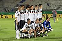 Deutsche U21 Nationalmanschaft<br /> Deutschland vs. Tschechien, U21 EM-Qualifikation *** Local Caption *** Foto ist honorarpflichtig! zzgl. gesetzl. MwSt. Auf Anfrage in hoeherer Qualitaet/Aufloesung. Belegexemplar an: Marc Schueler, Alte Weinstrasse 1, 61352 Bad Homburg, Tel. +49 (0) 151 11 65 49 88, www.gameday-mediaservices.de. Email: marc.schueler@gameday-mediaservices.de, Bankverbindung: Volksbank Bergstrasse, Kto.: 151297, BLZ: 50960101