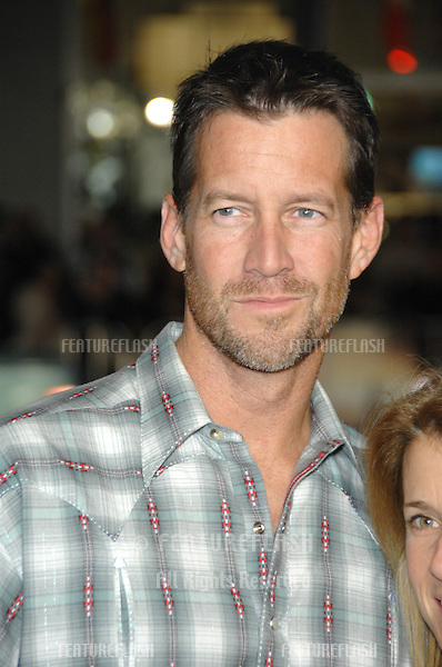 "JAMES DENTON at the Los Angeles premiere of ""We Are Marshall"" at Grauman's Chinese Theatre, Hollywood..December 14, 2006  Los Angeles, CA.Picture: Paul Smith / Featureflash"