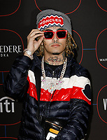 LOS ANGELES, CA - FEBRUARY 07: Lil&rsquo; Pump attends the Warner Music Pre-Grammy Party at the NoMad Hotel on February 7, 2019 in Los Angeles, California.     <br /> CAP/MPI/IS<br /> &copy;IS/MPI/Capital Pictures