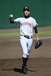 Mizuki Shoji (Nichidai Yamagata), <br /> SEPTEMBER 29, 2013 - Baseball : <br /> The 68th National Sports Festival <br /> between Nobeoka Gakuen 1-15 Nichidai Yamagata <br /> at Hachioji Municipal Baseball Stadium, Tokyo, Japan. <br /> (Photo by YUTAKA/AFLO SPORT)