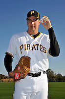 Feb 28, 2010; Bradenton, FL, USA; Pittsburgh Pirates  pitcher Jack Taschner (70) during  photoday at Pirate City. Mandatory Credit: Tomasso De Rosa/ Four Seam Images