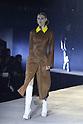 Esprit Dior Tokyo 2015 Fashion Show, Dec 11, 2014 : A model walk runway in 'Esprit Dior Tokyo 2015' Fashin show  at Kokugikan Tokyo Japan on 11 Dec 2014