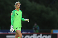 Erin Nayler of New Zealand Women's during the Women's International Friendly match between Wales and New Zealand at the Cardiff International Sports Stadium in Cardiff, Wales, UK. Tuesday 04 June, 2019