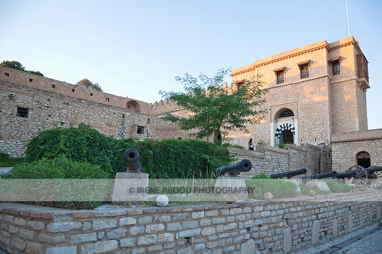 Le Kef's Kasbah (fort) dates back to 1601.  Le Kef is the capital of western Tunisia and is an unspoiled town and underrated tourist destination.