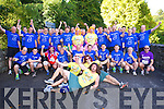 Men running for Pieta house who took part in the Killarney Women's Mini Marathon on Saturday last.