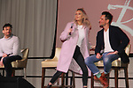 The Young and The Restless actors Daniel Goddard, Melissa Ordway & Jason Thompson on February 16, 2019 for a fan q & a, meet and great with autographs and photo taking hosted by Soap Opera Festival's Joyce Becker at the Hollywood Casino in Columbus, Ohio. (Photos by Sue Coflin/Max Photos)