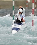 20/04/2012 - Team GB Slalom Conoeists announced - Lee Valley White Water Centre - UK