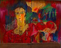 Painted Door, Provence