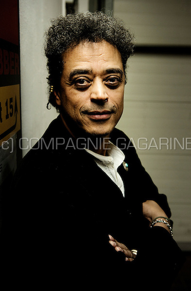 Belgian singer songwriter Jean Bosco Safari (Belgium, 11/12/2009)