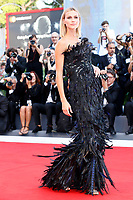 VENICE, ITALY - AUGUST 30:  Renata Kuerten arrives at the 'Downsizing' premiere and Opening of the 74th Venice Film Festival at the Palazzo del Cinema on August 30, 2017 in Venice, Italy.  (Photo by John Rasimus) /MediaPunch ***FRANCE, SWEDEN, NORWAY, DENARK, FINLAND, USA, CZECH REPUBLIC, SOUTH AMERICA ONLY***