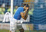 Bilel Mohsni denied by the offside flag