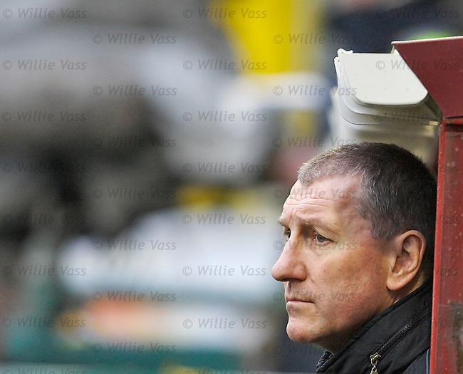 Terry Butcher, Motherwell.stock season 2005-2006.pic willie vass
