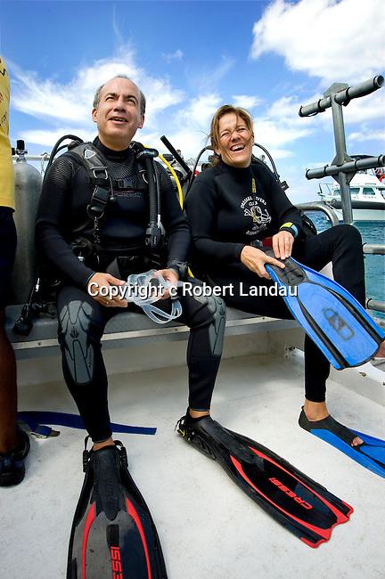 President Felipe Calderon of Mexico with his wife