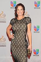 Liz Vega at Univision's Premio Lo Nuestro a La Musica Latina at American Airlines Arena *February*16*2012* Miami, Florida. (FOTO:©mpi01/MediaPunch/Nortephoto.com)